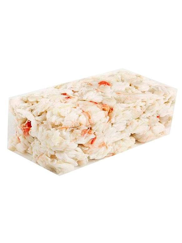 Мясо камчатского краба салатное